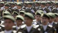 Who sent Iranian army green berets to Syria?