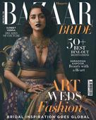 Shraddha dazzles on the cover of Harper`s Bazaar Bride India