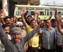 Bharat Bandh: 18 crore workers go on strike, essential services may be hit