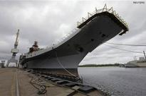'INS Vikramaditya could be handed over by December'
