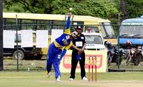 Khadka misses out on century by a run
