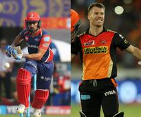 IPL 2017 Live, DD vs SRH in Delhi, cricket scores and updates: Who will win the match today?