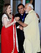 See the iconic photographs from PM Narendra Modis two years in power