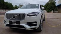 Volvo XC90 T8 lands in India