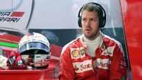 Ferrari not feeling pressure: Vettel