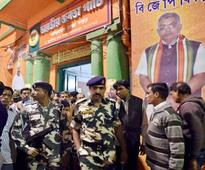 TMC MP Sudip Bandyopadhyay held: Nothing justifies attack on BJP office, workers