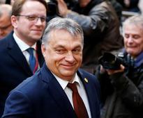 EU should seek new deal with U.S., PM Orban says