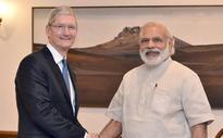 Apple team to meet govt officials on Jan 25