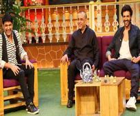 Kapil Sharma teams up with Paresh Rawal and Kartik Aaryan