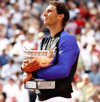 Mind-blowing facts about French Open champ Nadal