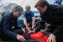 Tristan da Cunha Expedition: Preparing the Team, Protecting the Islands