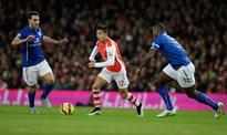 Live score: Arsenal v Leicester City (English Premier League)