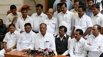 Telangana: Congress members and chairholders switch stand, join ruling TRS