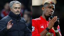 'Lie, lie, lie': Furious Jose Mourinho slams reports of rift with Paul Pogba