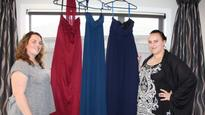 'Fairy godmothers' to rescue with free dress hire