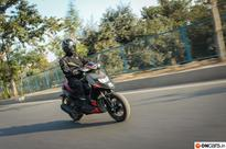 Aprilia SR 150 Road Test Review - Shattering the Stereotypes