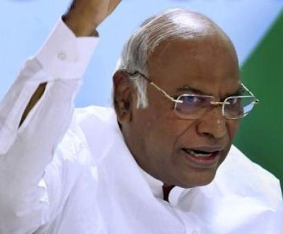 Kharge rejects PM's invitation to attend Lokpal meet as special invitee