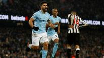 WATCH | Premier League: Sergio Aguero hat-trick guides Manchester City past Newcastle United