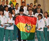 Morales promises rewards for Bolivia's medallists in Rio