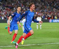Antoine Griezmann feels Euro 2016 triumph will bring joy back to terror-troubled France