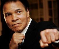 Boxing great Muhammad Ali near death in Arizona hospital: source