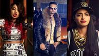 Raat Jashan Di from Zorawar is more of Jasmine Sandlas song than Yo Yo Honey Singhs. Its not bad