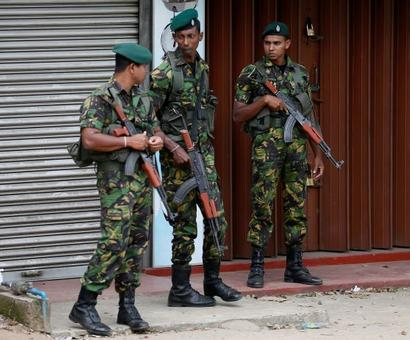 Fresh violence in Lanka as Muslim-owned restaurant attacked