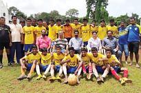 SFX boys U-17 North District Champs