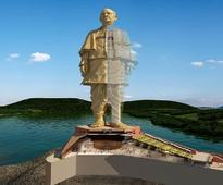 'Statue of Unity' to be inaugurated on Sardar Patel's birthday Oct 31