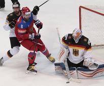 Putin thanks Canada as 80th IIHF Ice Hockey World Championship ends in Russia