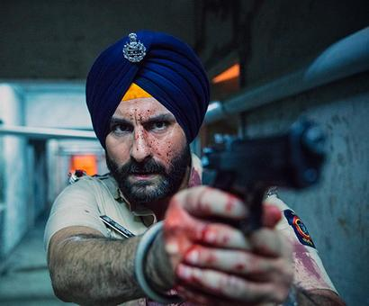 Get ready for Saif's Sacred Games!