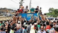 Myanmar not ready for return of Rohingya Muslims, says UNHCR