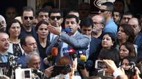 Turkey's pro-Kurdish party HDP's 11 MPs detained: Interior Ministry