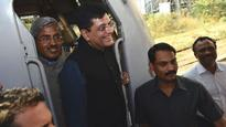 Railways, road transport ministry agree on speedy clearances for projects: Piyush Goyal