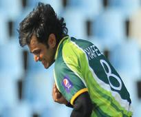 Mohammad Hafeez ready for ICCs action correction test