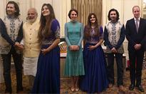 Rahul and Barkha Sharma performed for PM Modi Also in Prince William and Kate in Delhi