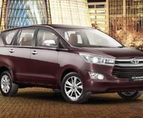 GST Effect: Toyota Innova Crysta, Fortuner, Corolla Altis Get Cheaper