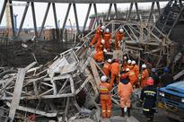 Victims identified in deadly collapse in east China