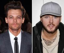 Louis Tomlinson to record a song with James Arthur?