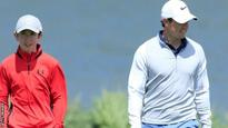 McIlroy to play pro-am with McKibbin, 13