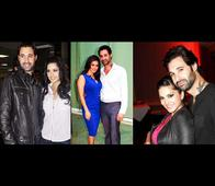 Unseen pictures of Sunny Leone with husband Daniel Weber