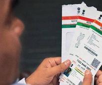 Soon, new 'Aadhaar phone' using iris-scan to make transactions