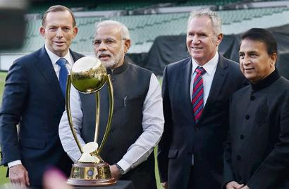 PM Modi invited for first India-England Test at Rajkot