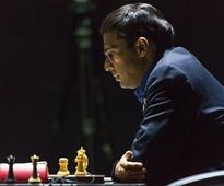 Viswanathan Anand draws with Ian Nepomniachtchi to remain joint third in Tal memorial chess tournament