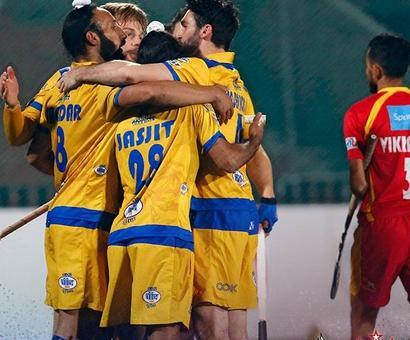 HIL: Van der Weerden's lone strike hand Jaypee Punjab Warriors win over Ranchi