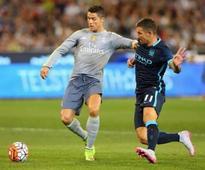 Euro 2016: Portugal begin training without Ronaldo