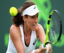 Johanna Konta to play Nottingham Open ahead of Wimbledon