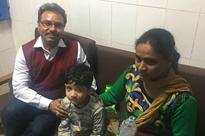 Delhi police rescue kidnapped 5-year-old; accused shot dead