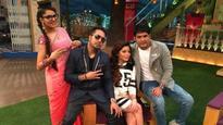 Krushna Abhishek shocked as Mika Singh appears on 'The Kapil Sharma Show'