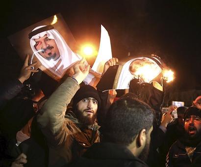Iran-Saudi crisis 'most dangerous for decades'